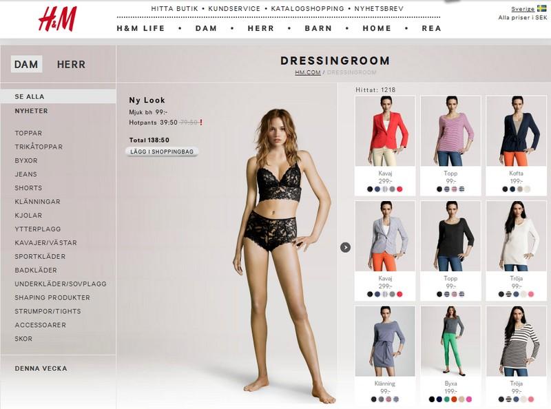 Probador Virtual El Nuevo Ciclo De La Era Digital En La Moda Nouveau